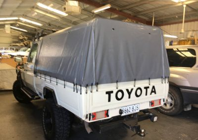 4wd canopy