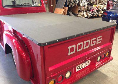 dodge tonneau cover