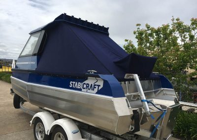 storm cover stabicraft boat